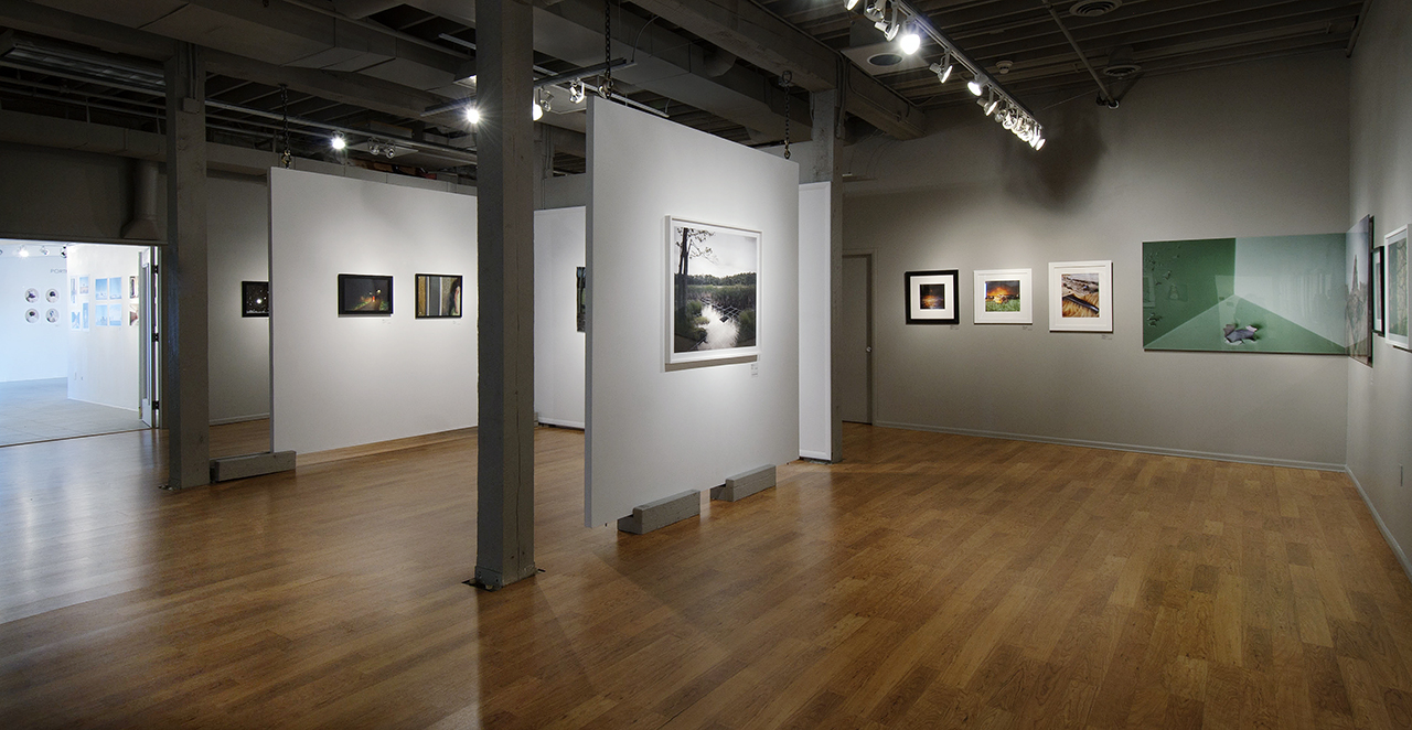 Main Gallery at The Center for Fine Art Photography