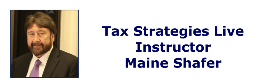 Tax instructor photo