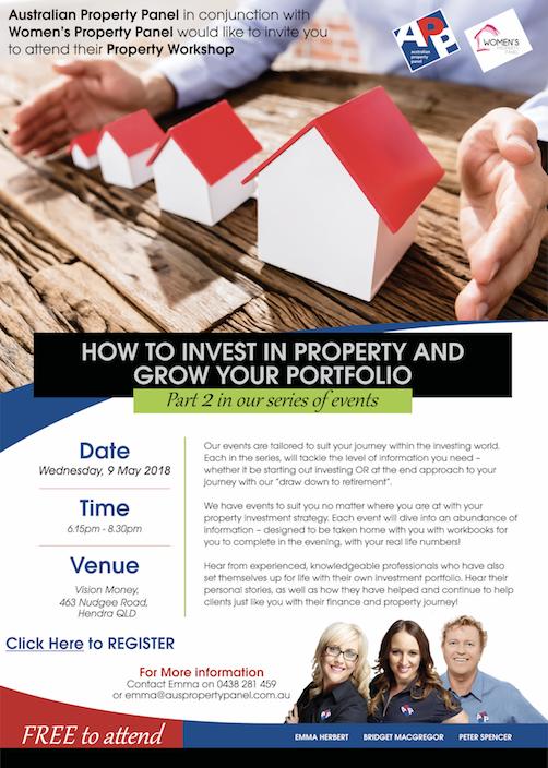 Brisbane Property Investment Workshop