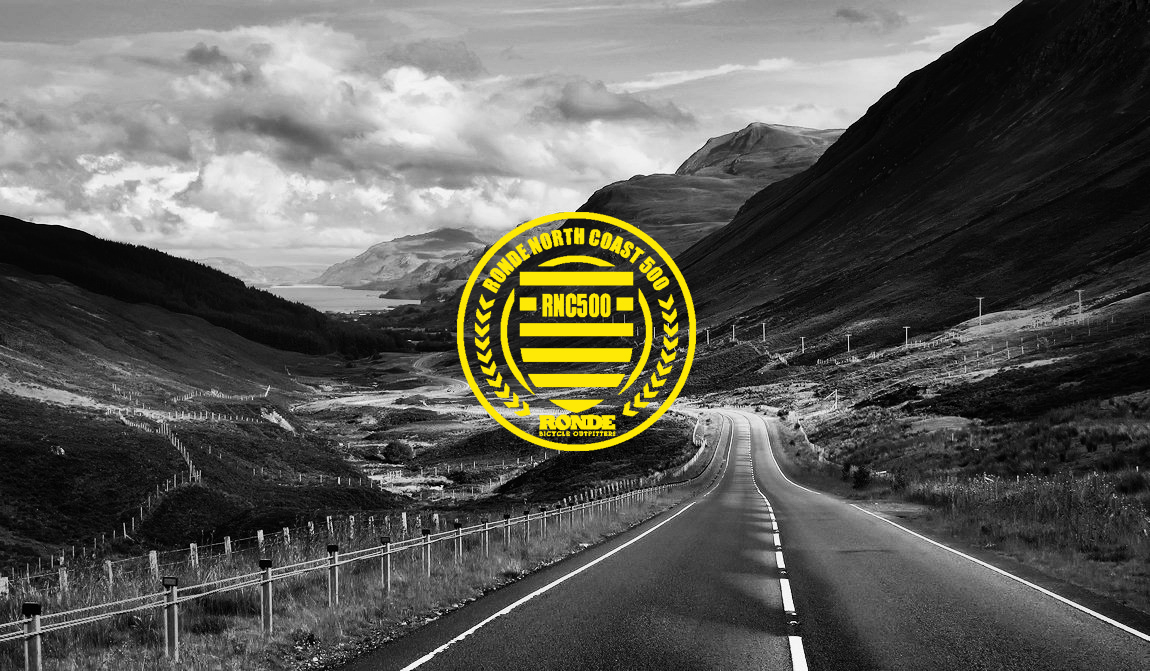 Join Ronde to ride the north coast 500