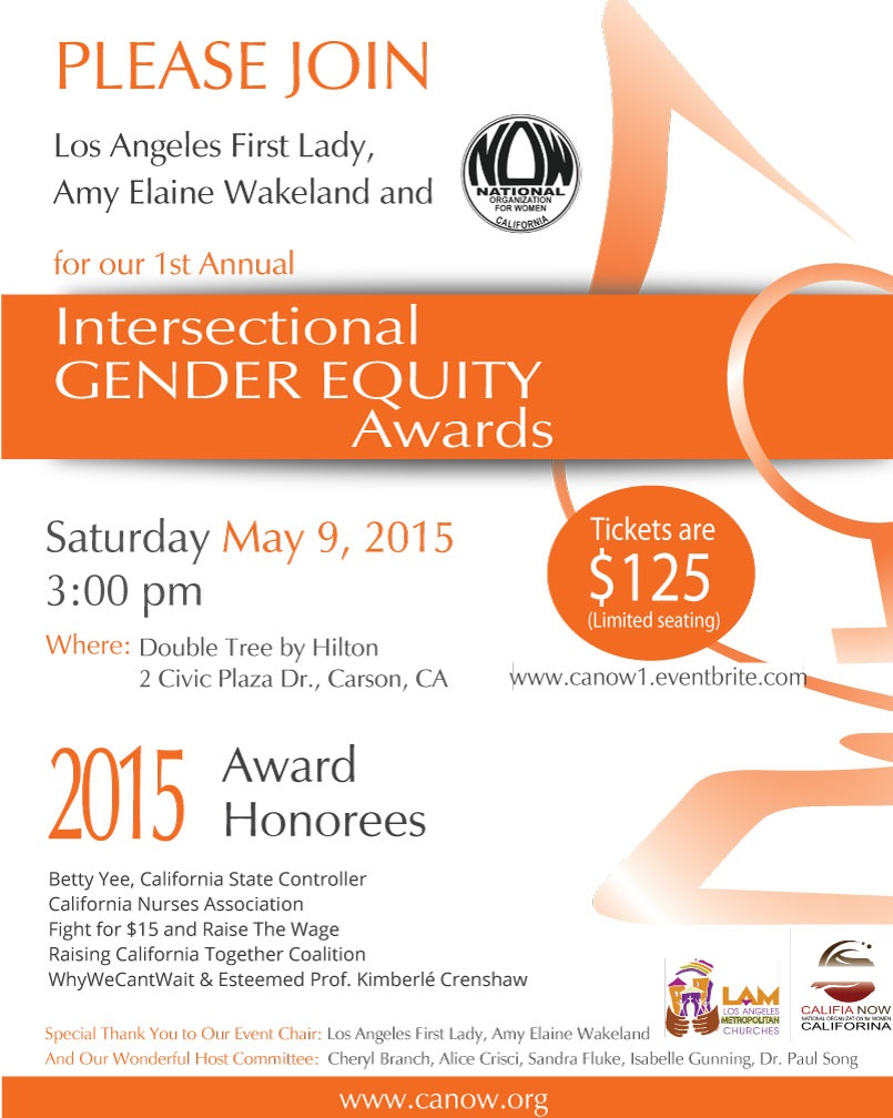 Gender equity awards