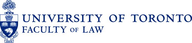 U of T Law School Logo