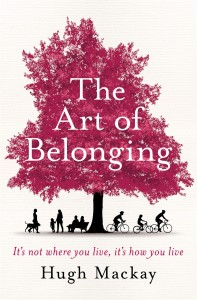 The Art of Belonging  Book Image