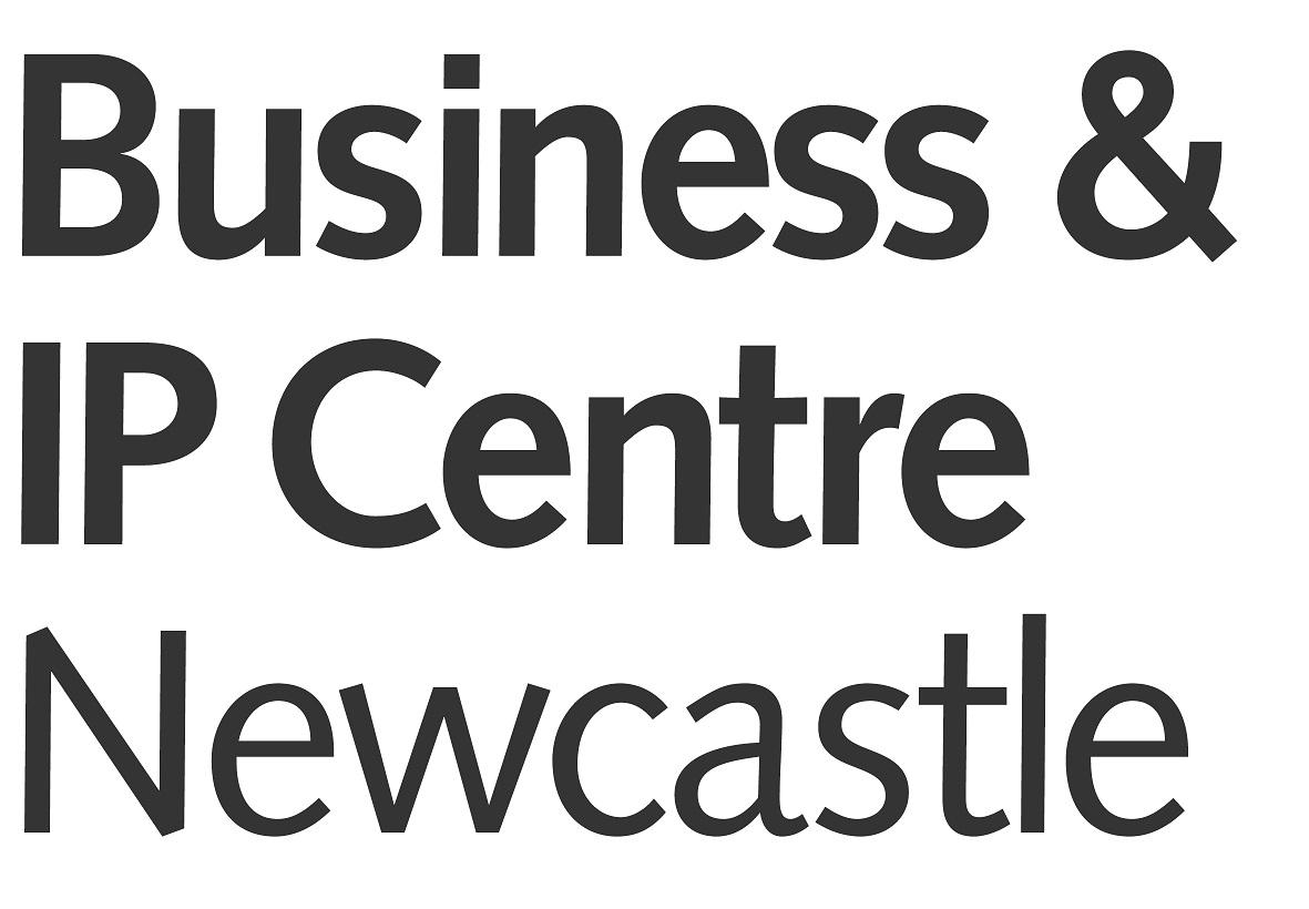 Business & IP Centre Newcastle logo