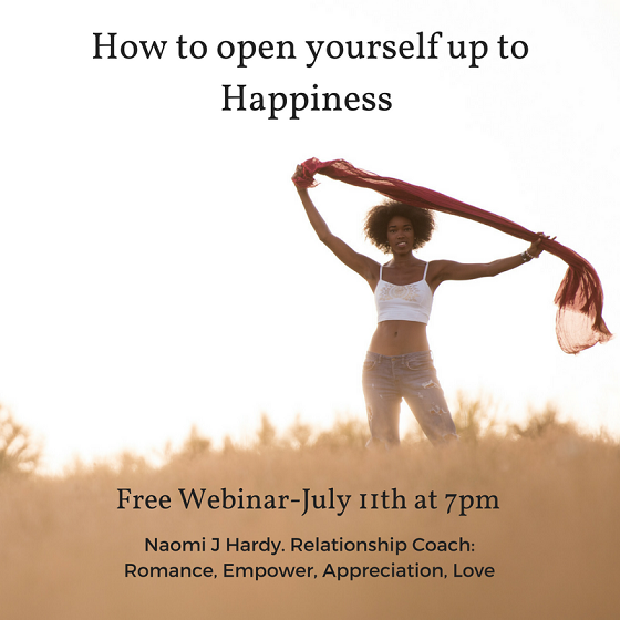 How To Open Yourself Up To A Relationship