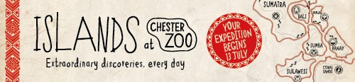 Islands at Chester Zoo
