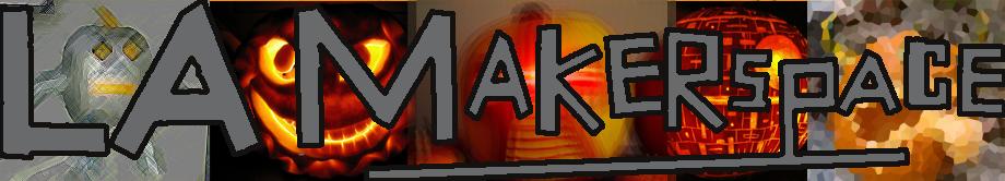 LA Makerspace Halloween Party
