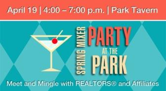 MAAR Spring Mixer: Party at the Park