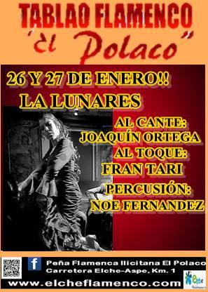 La lunares Tablao Flamenco el polaco
