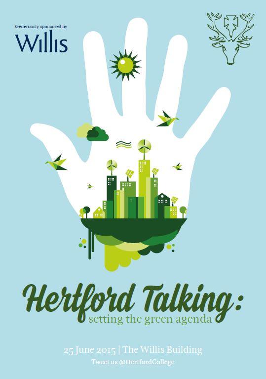 Hertford Talking brochure