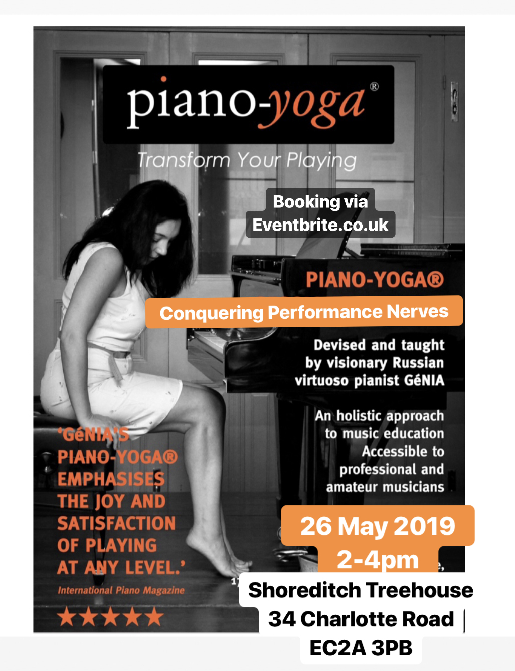 Music — Piano-Yoga®