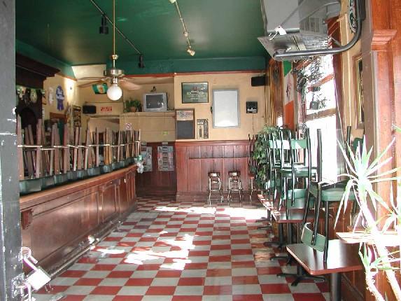 Jack's Elixir Bar 2003