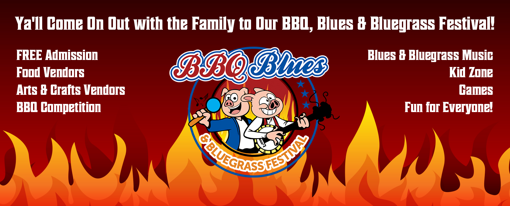 Dalton 2nd annual bbq blues and bluegrass festival vendors for Vendors wanted for craft shows 2017