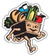 Outpost Mascot Mr. Delicious