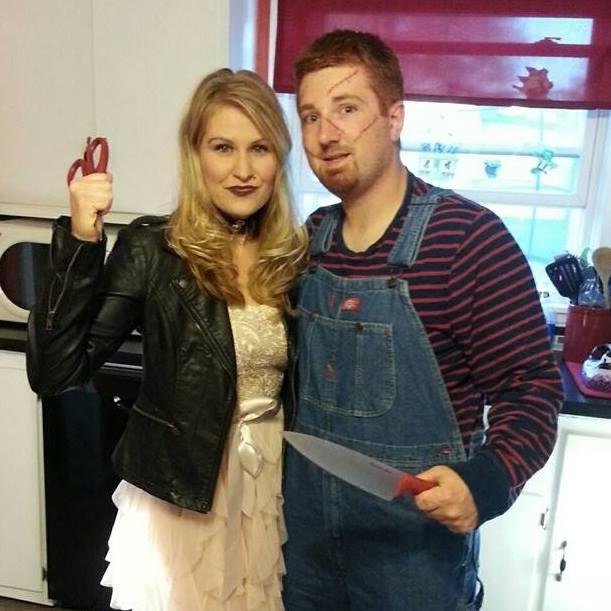 Mr. & Mrs Chucky