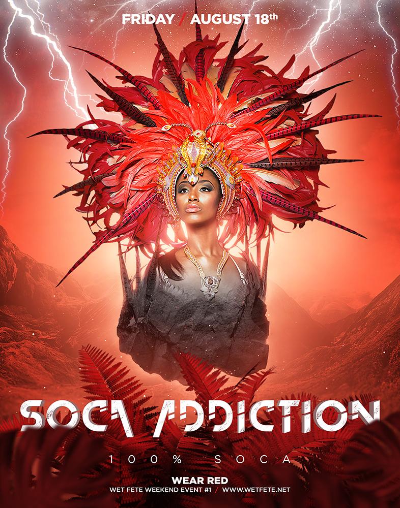 Soca Addiction Event 1