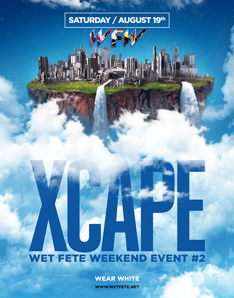 XCAPE EVENT 2