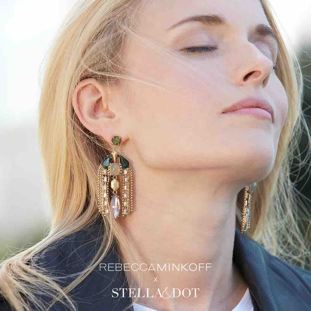 Stella dot pop up at rebecca minkoff chicago thursday december rm pixie chandeliers arubaitofo Image collections