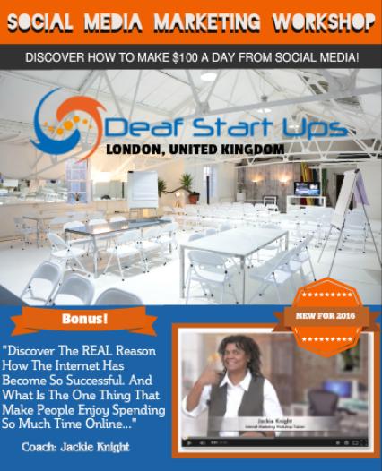 deaf start ups