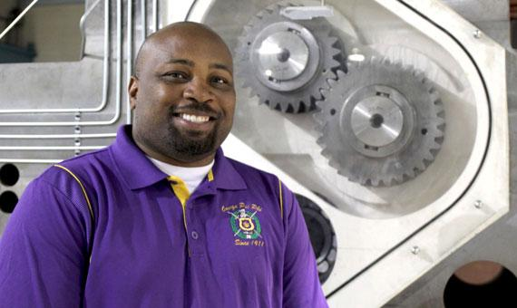 Kenyatta Brame is Executive Vice President and CAO for the Cascade Engineering