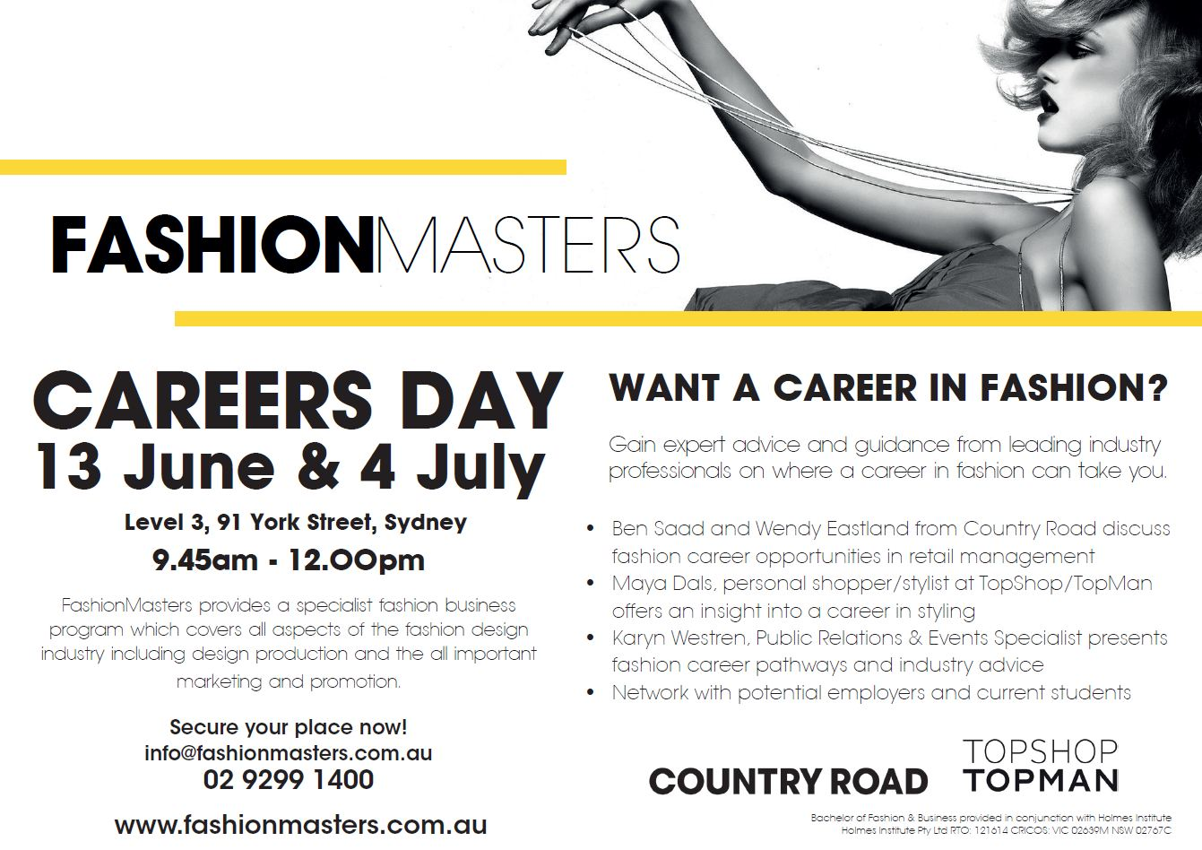 how to get a career in fashion marketing