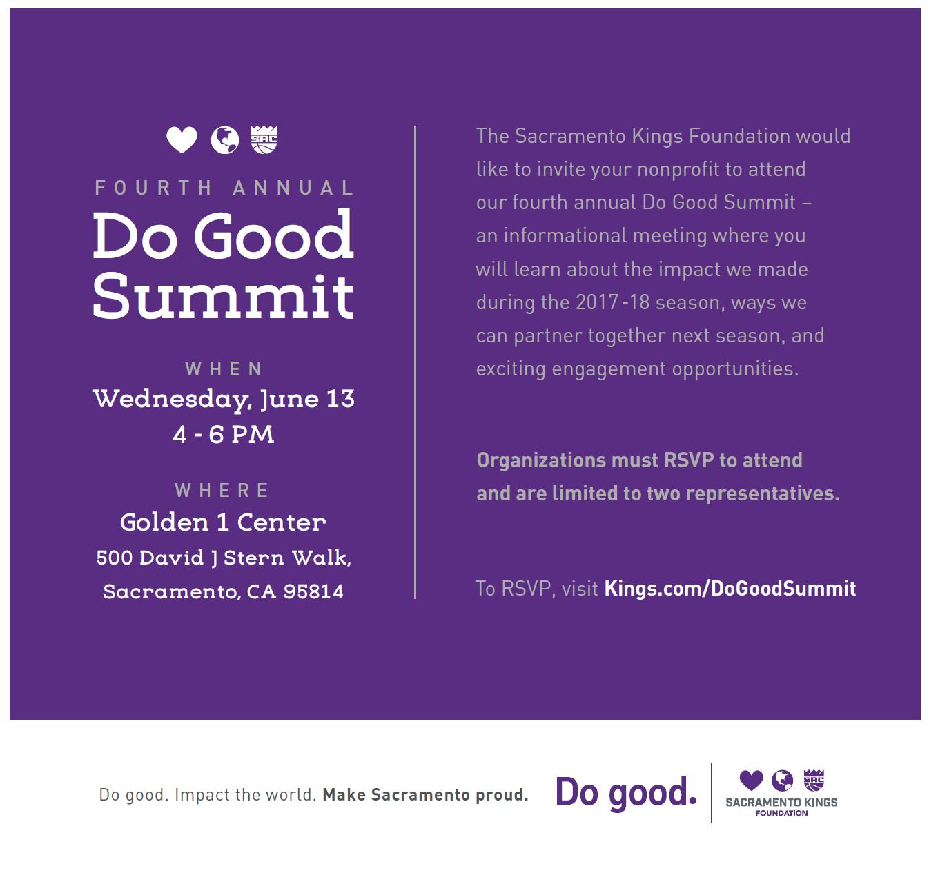 Do Good Summit