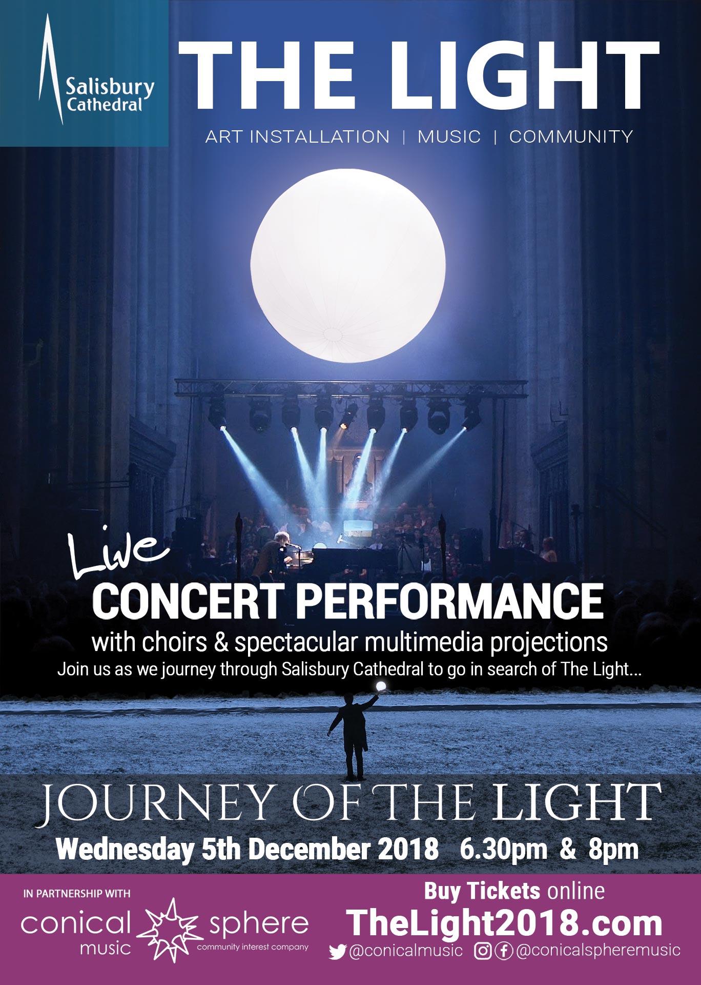 The Light, Salisbury