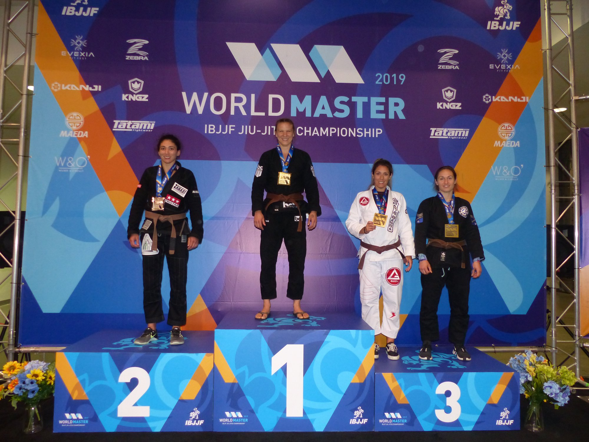 brown belt ibjjf world champion