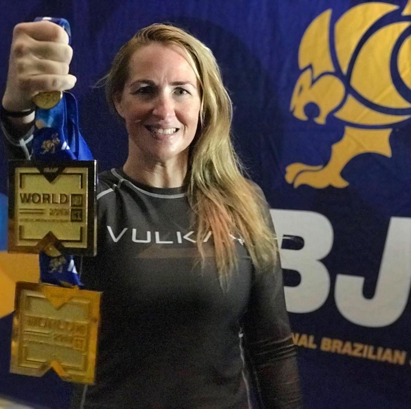 Kim Bowser no gi world champion