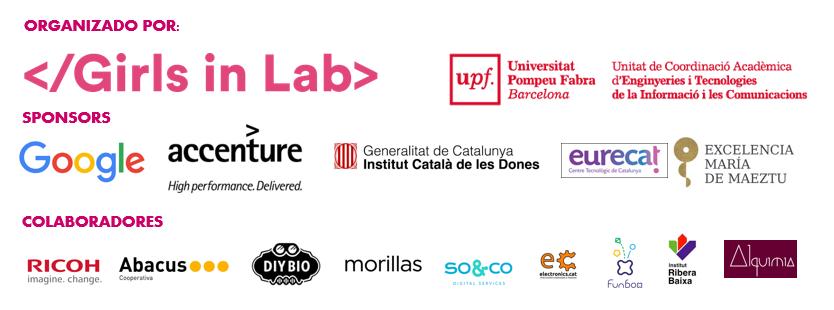 Girls In Lab y UPF te invitan a la #GirslHack del 13 de marzo en Barcelona