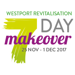 Westport Revitalisation 7 Day Makeover  25 Nov - 1 Dec