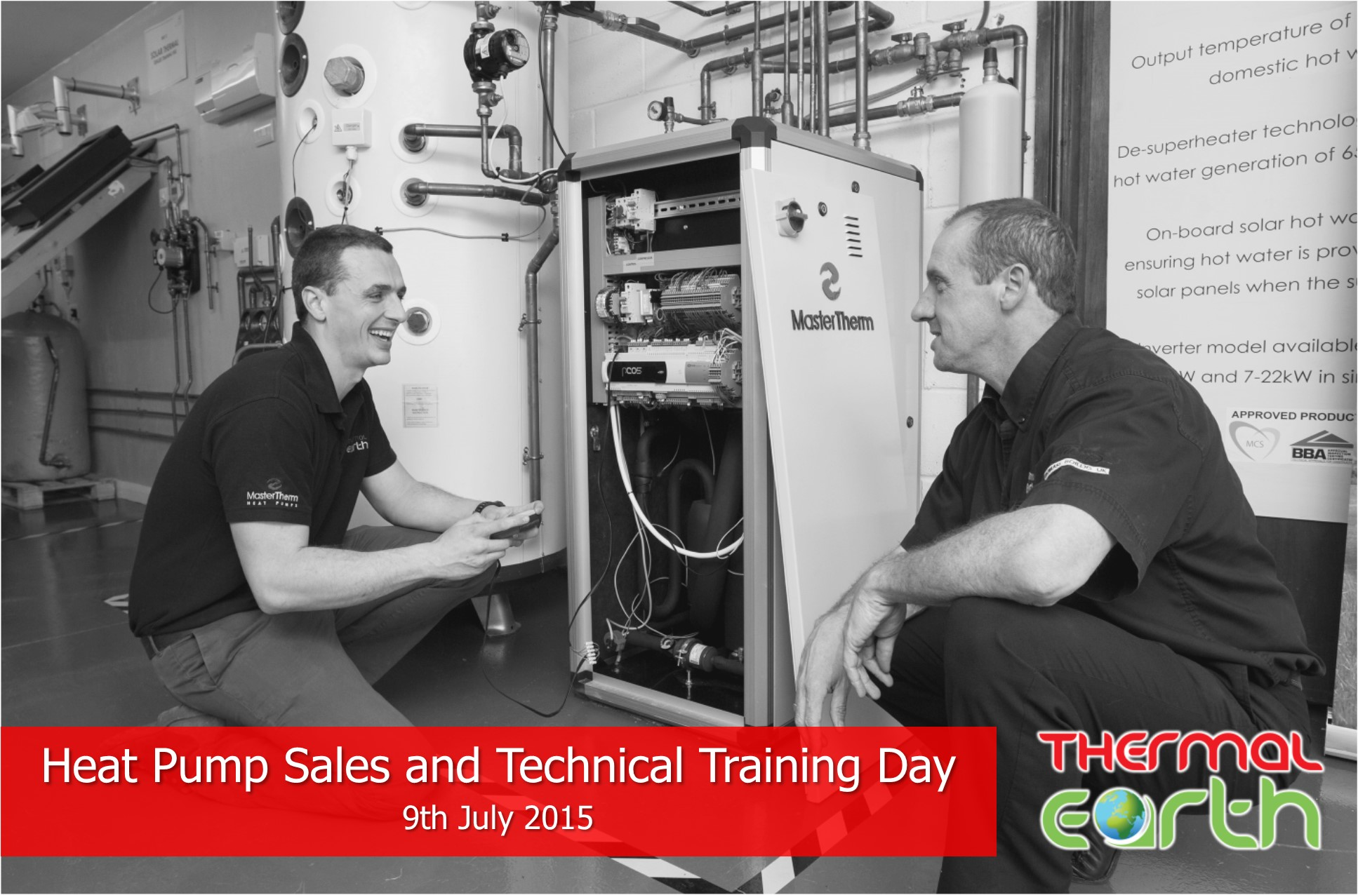 Thermal Earth Heat Pump Training