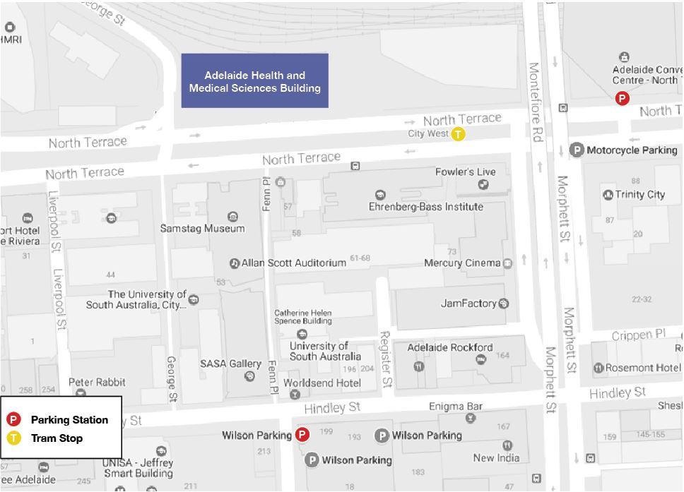AHMS Map