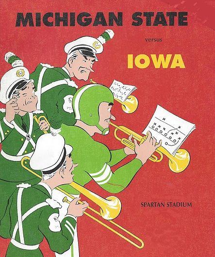 MSU-Iowa program