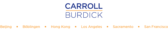 Carroll Burdick logo and locations