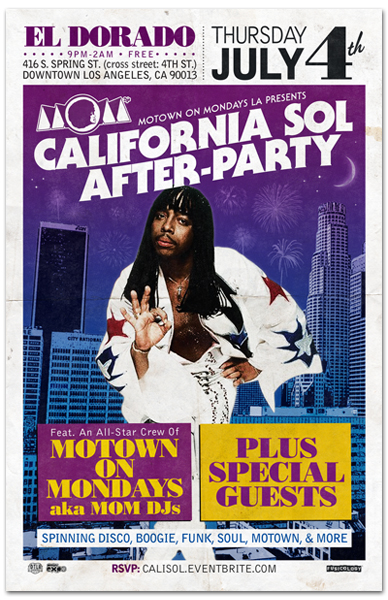 CALI SOL AFTER-PARTY
