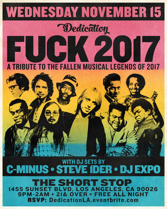 FUCK 2017