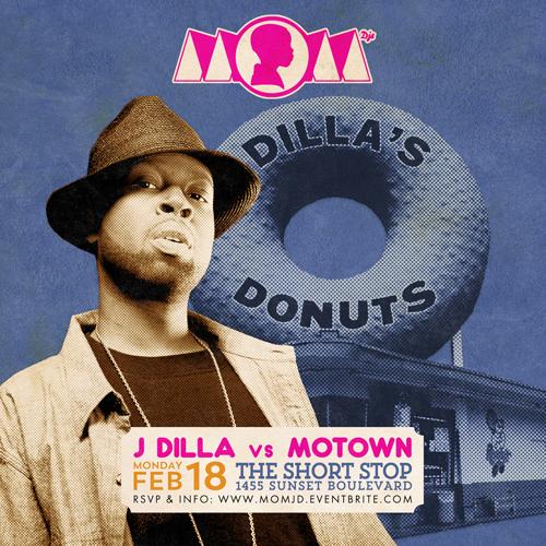 J DILLA vs MOTOWN