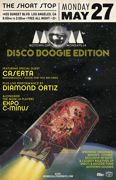 MOM LA Disco Boogie