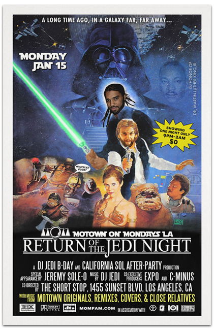 MOM JEDI NIGHT