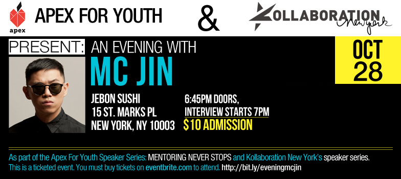 An Evening with MC Jin