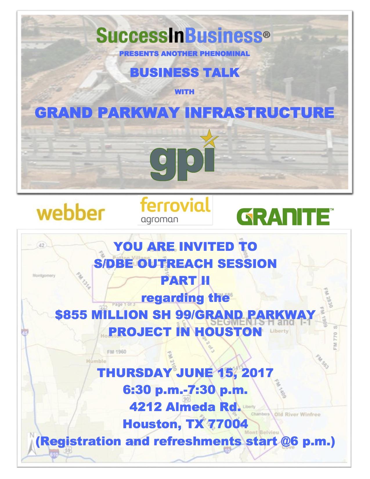 GPI Outreach Flyer