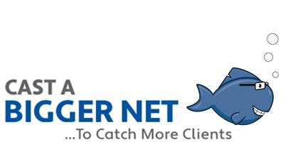 Cast A bigger Net Logo
