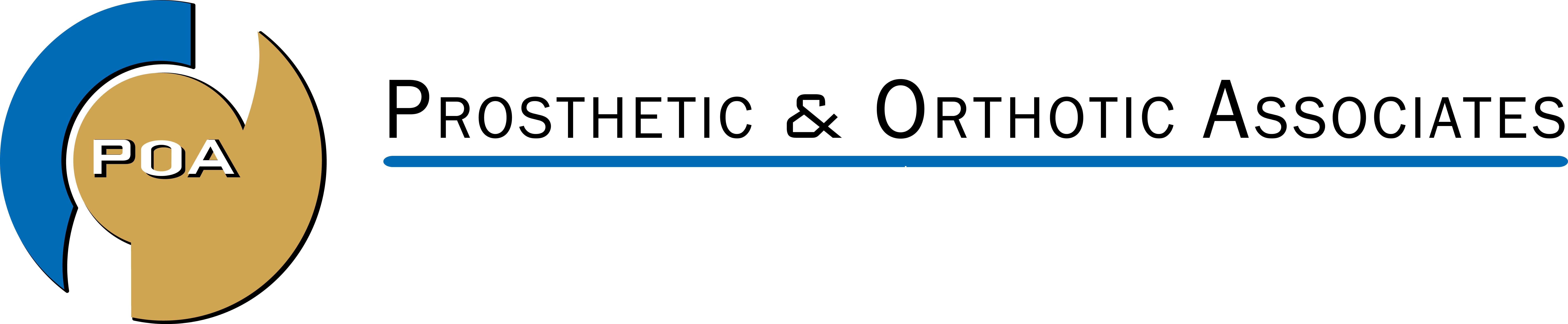 Prosthetic & Orthotic Assoc. logo