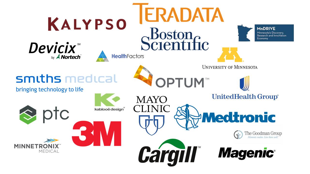 Attending Companies Logos