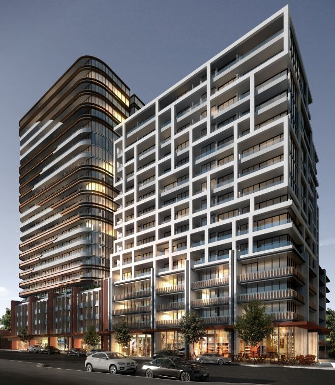 RPG Melbourne Property Launch