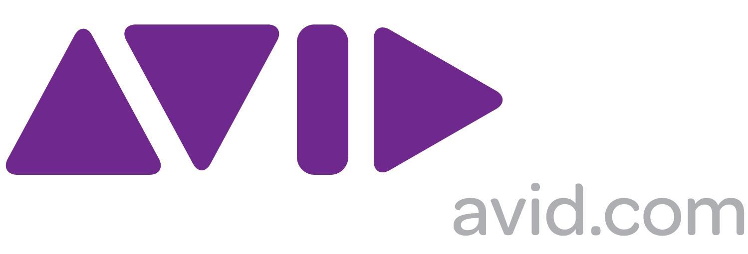 Avid Logo on White background