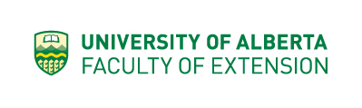 Faculty of Extension, University of Alberta Logo