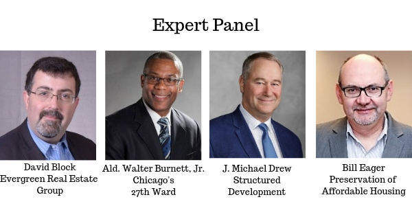 March 2019 Luncheon Panel