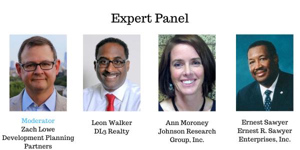 November 2019 Luncheon Panel